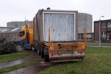 Transport garagebox De Krim - Russcher
